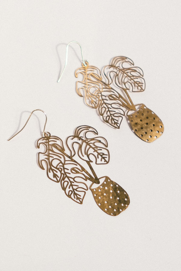 Plant Dreamer Earrings