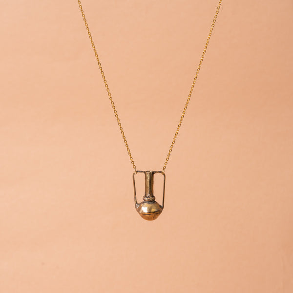 Merchant Vessel Necklace