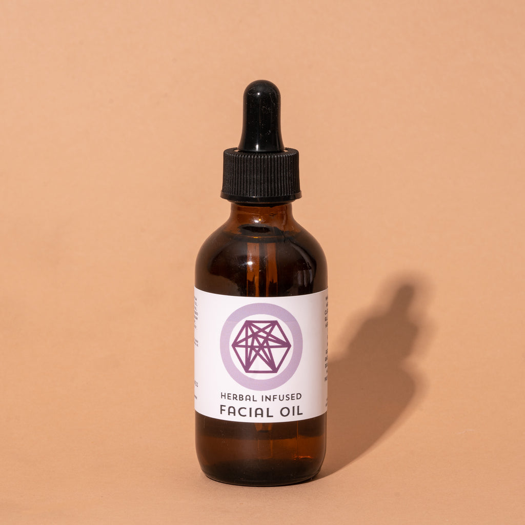 Herbal Infused Facial Oil