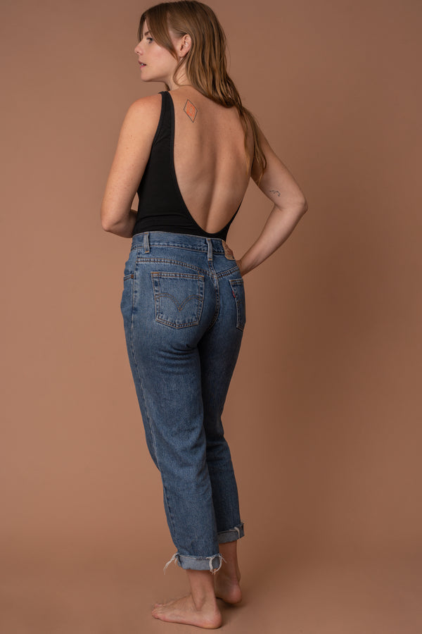 Low Back Body Suit