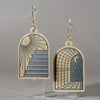 Doorway Staircase Earrings