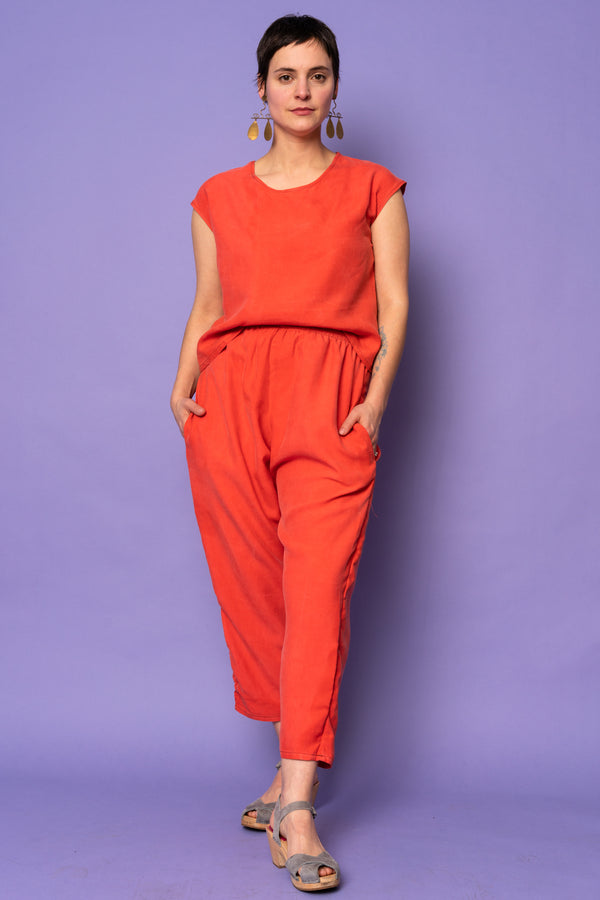 Coral Trouser