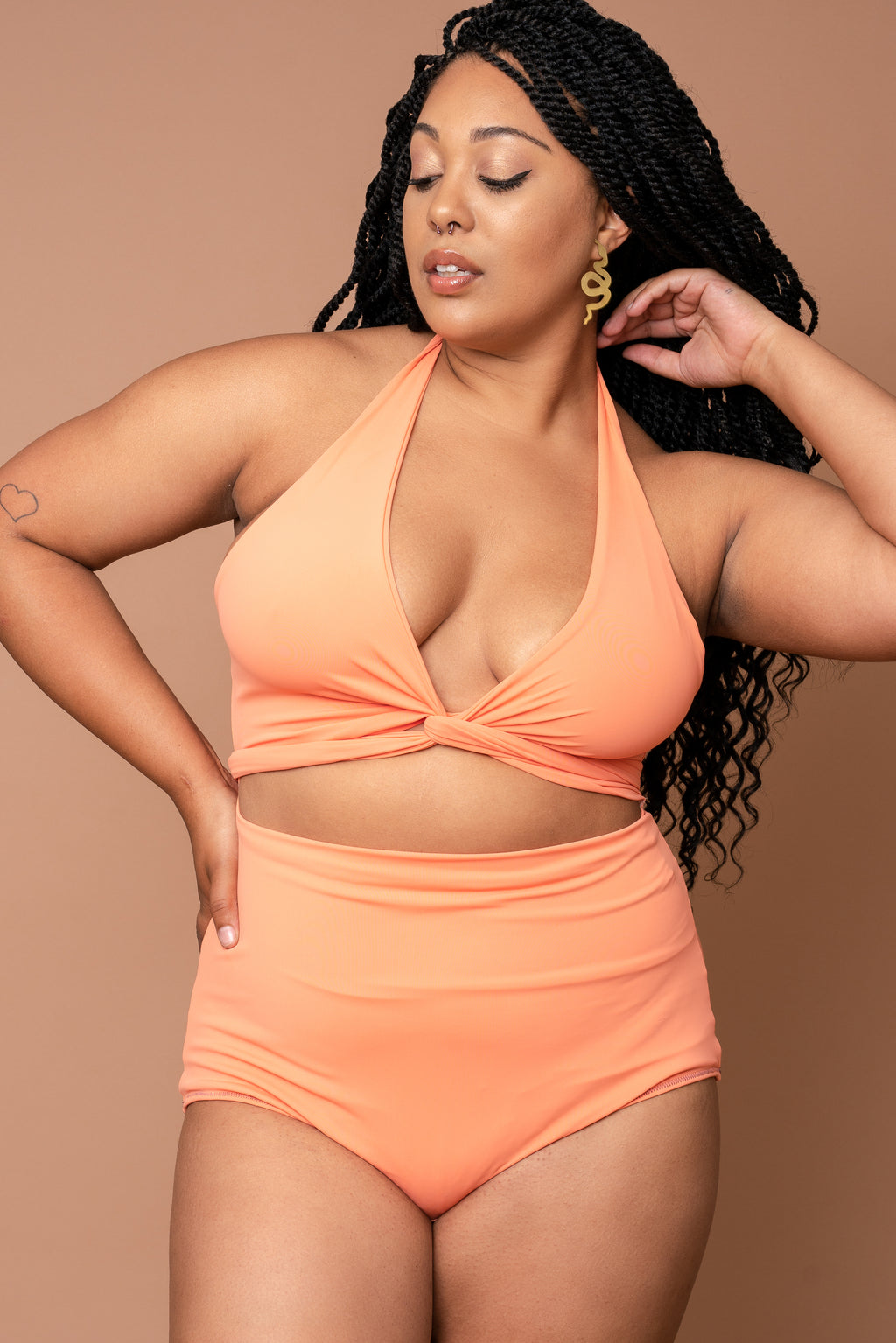 Cantaloupe Swimsuit