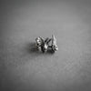 Theeth Stud Earrings - Devil Head