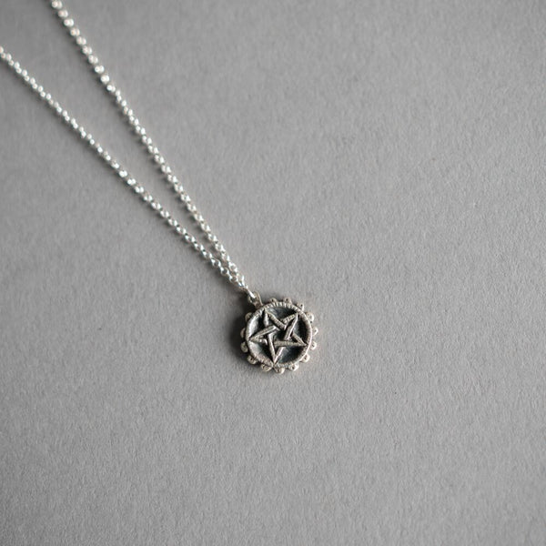 Pentacle Minor Arcana Necklace
