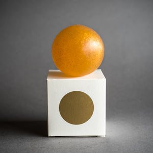 Orange Sphere Golda Soap