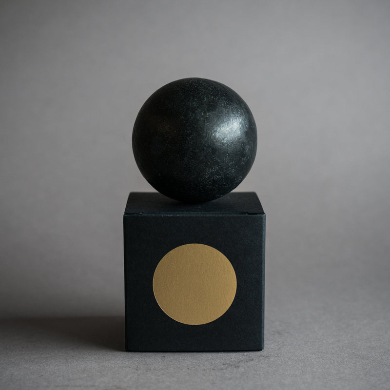 Black Sphere Golda Soap