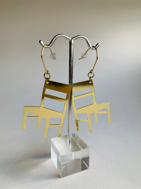 Cathedra Earrings