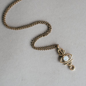 Sulis Moonstone Necklace