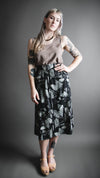 Canopy Button Up Skirt, Apparel, Make It Good - Altar PDX
