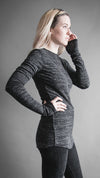 Ser 2.0 Long Sleeve Tunic - Heatherette