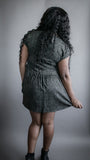 Joshua Tree Dress - Dark Green