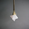 Ascension Stone Necklace - Rose Quartz, Jewelry, NUCULT, Altar PDX - Altar PDX