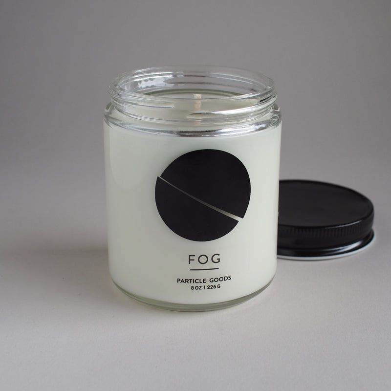 Particle Goods Candle- Fog