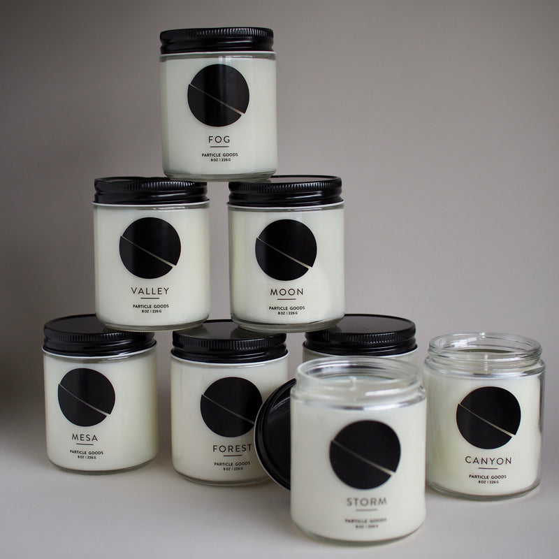 Particle Goods Candle- Forest