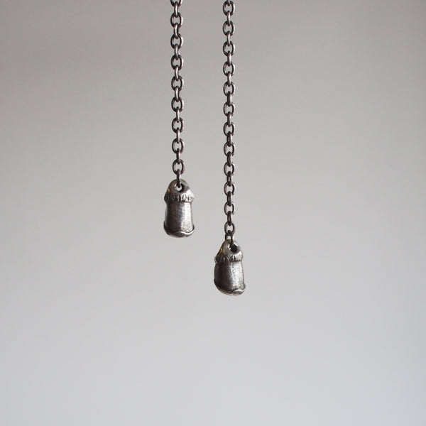 Caballus Lariat Necklace