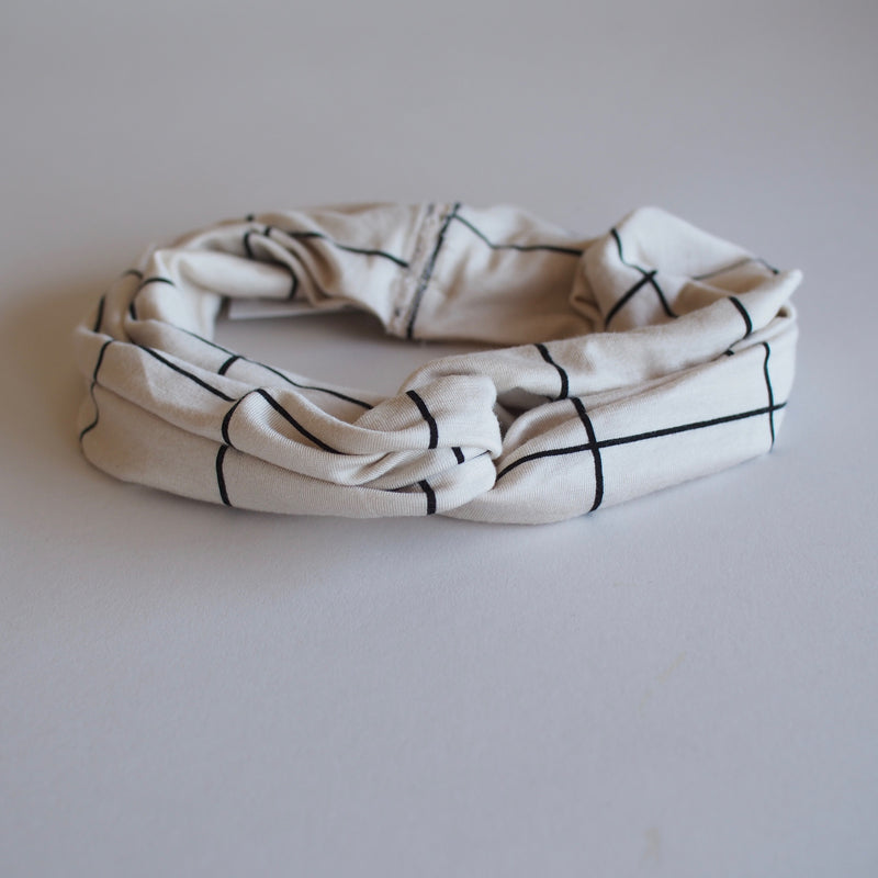 """AH Zero Waste Project"" Twist Headband"