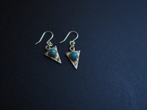 Dart Earrings