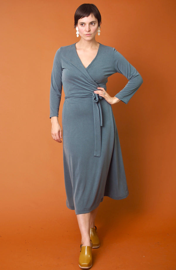 PRESALE Perfect 3/4 Wrap Dress