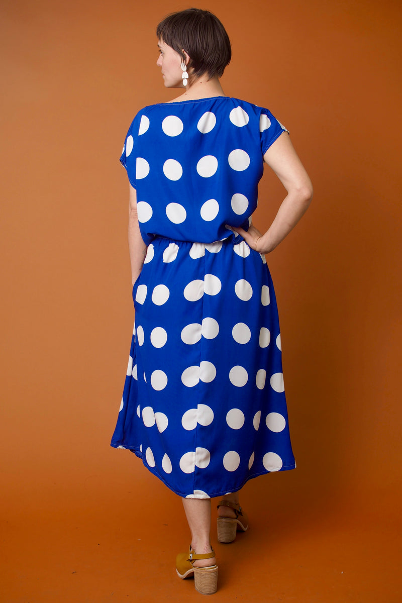 New Moon Giant Dot Skirt