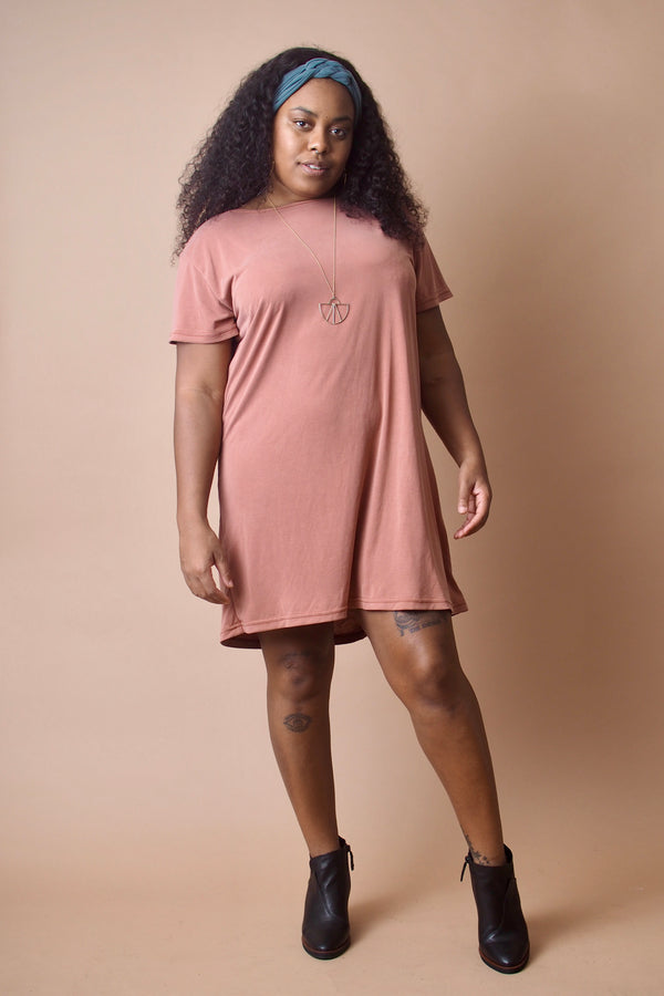 Clay T-Shirt Dress