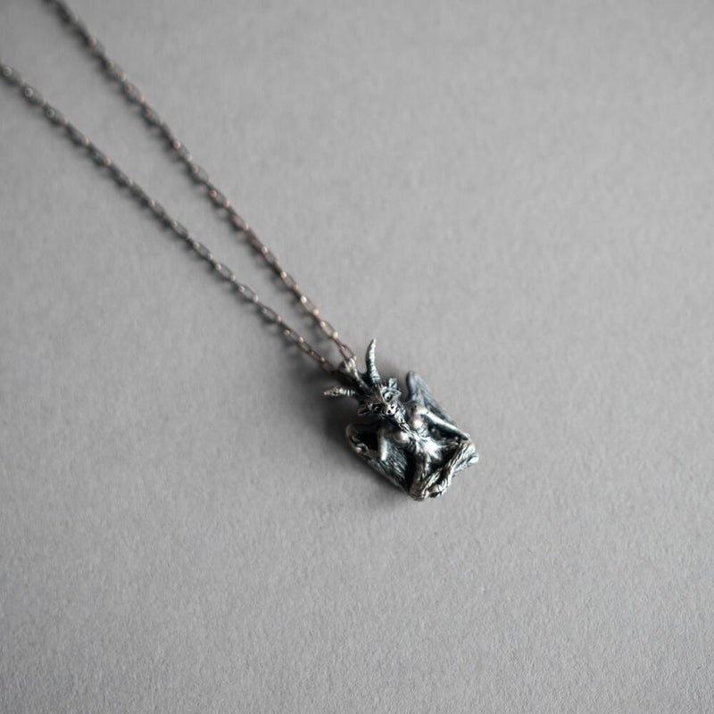 Small Baphomet Necklace
