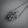 Theeth, Baphomet With Skulls Necklace