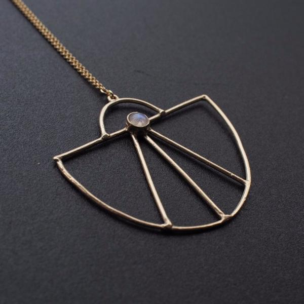 Beam Necklace