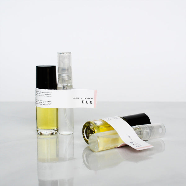Revival Oil and Facial Tonic Duo