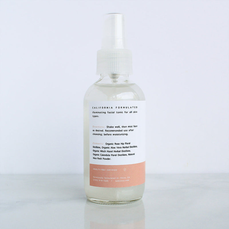 Rose Illuminating Facial Tonic