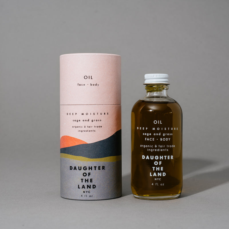 Face and Body Oil- Deep Moisture