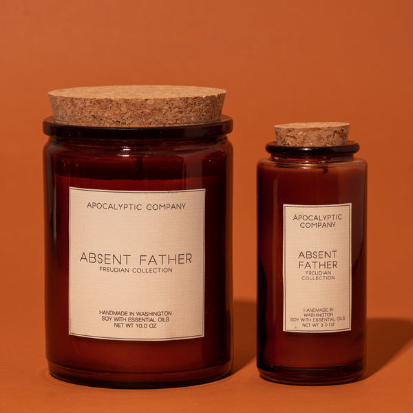 Absent Father Candles