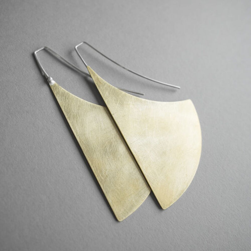 Machete Drop Earrings
