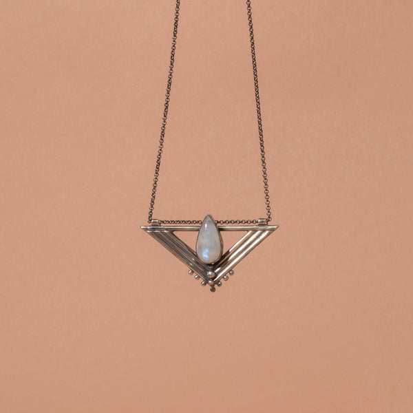 Silver-Wadjet-Necklace