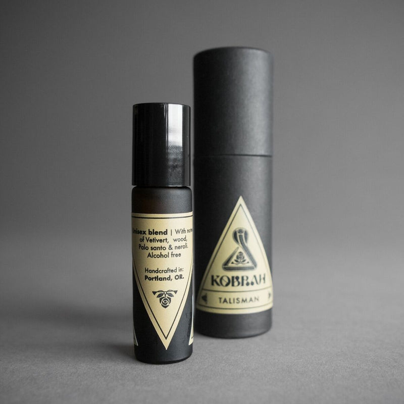 Concentrated Oil - Talisman, Apothecary, Kobrah Fragrance - Altar PDX