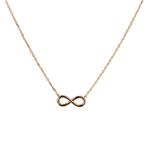 Mini Infinity Necklace(Without Stones)