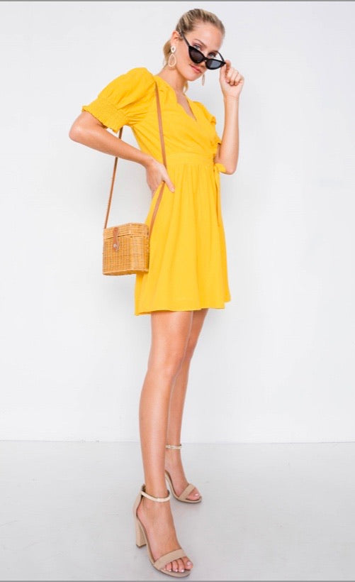 Hello Sunshine! Dress