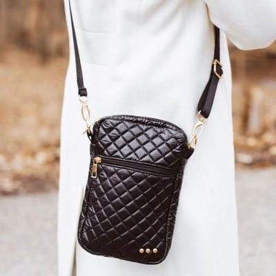 Millie Quilted Crossbody Bag