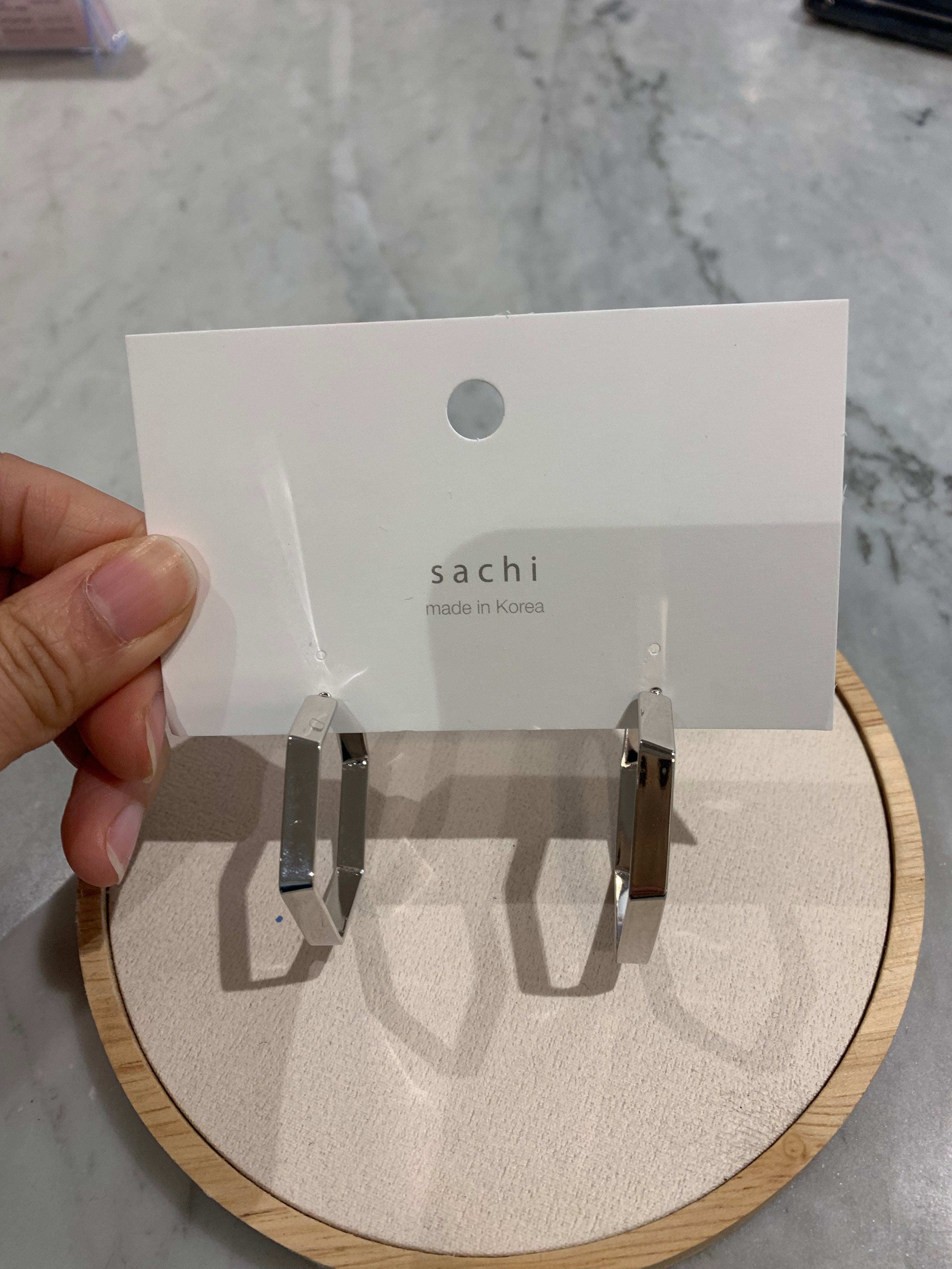 Sachi Hoop Earrings