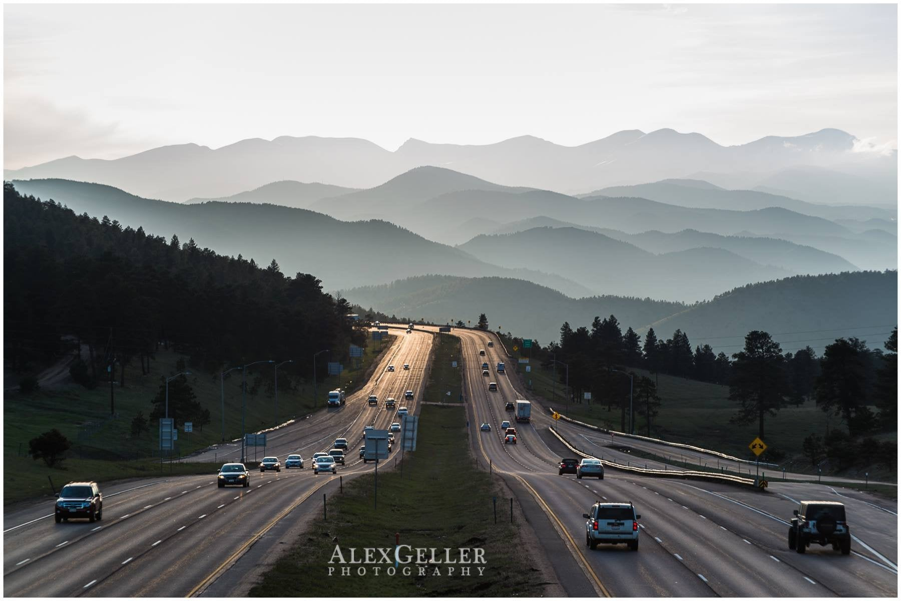 Heading West On This Colorado Highway Will Reveal Something Jaw Dropping