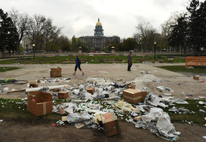 3-year ban for Denver's 4/20 rally after trash incident