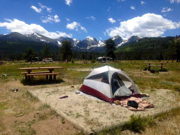 These Are The 7 Best Spots To Go Camping In Colorado