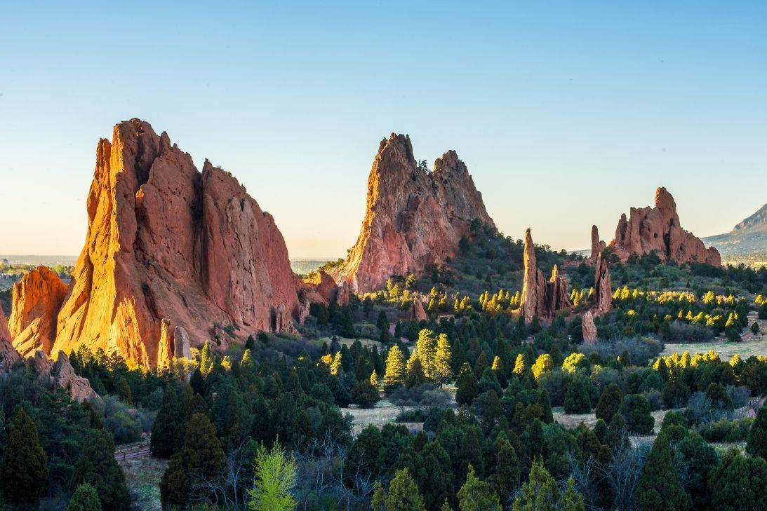 3 Top Vacationing Spots in Colorado