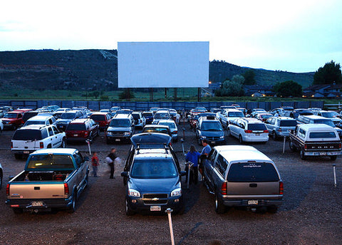 Holiday Twin Drive-In Theatre