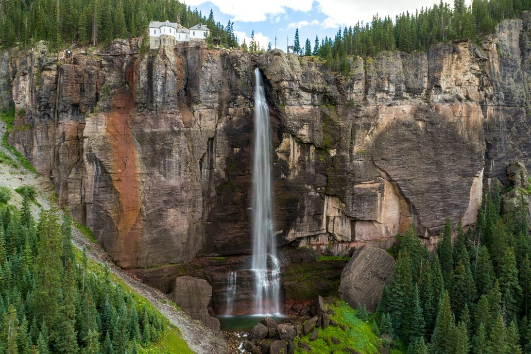 Must-See Waterfalls in Colorado