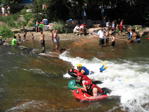 Clear Creek White Water Park