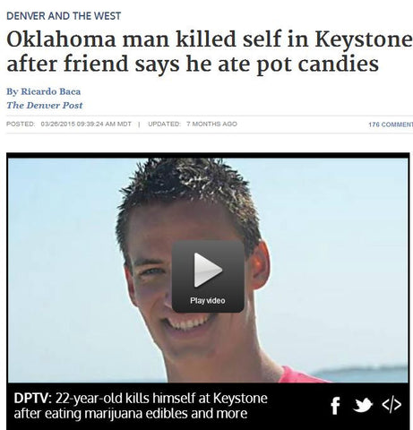 Weed Kills Denver Post Article