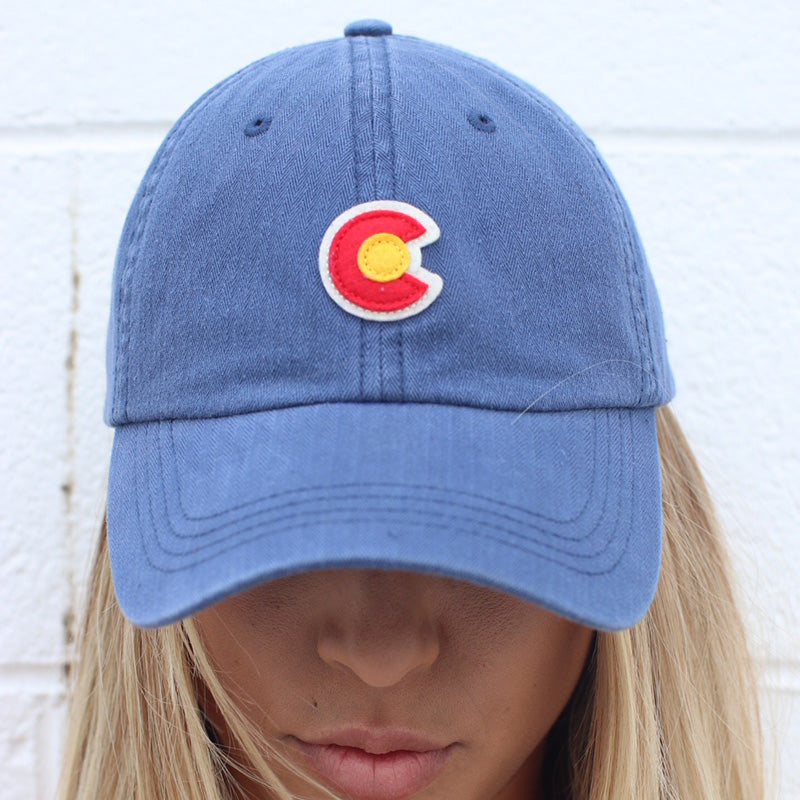 4bb51d59da7b4 Official Colorado Dad Hat - YoColorado