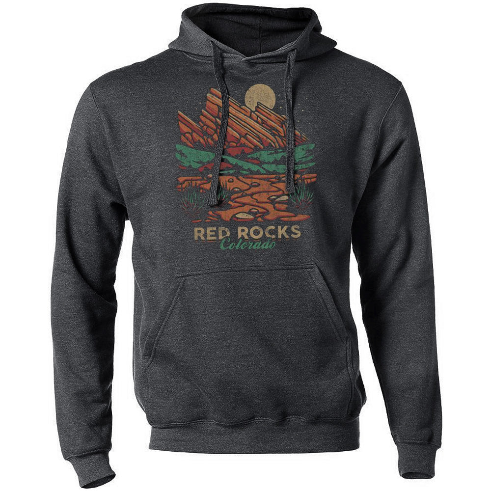 Red Rocks Colorado Hoodie