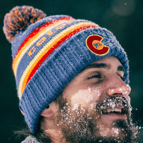 YoColorado Retro Flyer Beanie